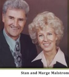 Stan and Marge Malstrom